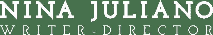 Nina Juliano Retina Logo